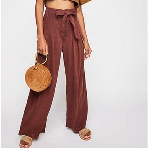 FREE People Dwell On Dreams Trouser